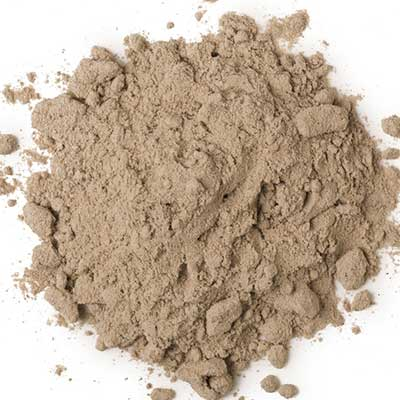 Bentonite clay ingredient