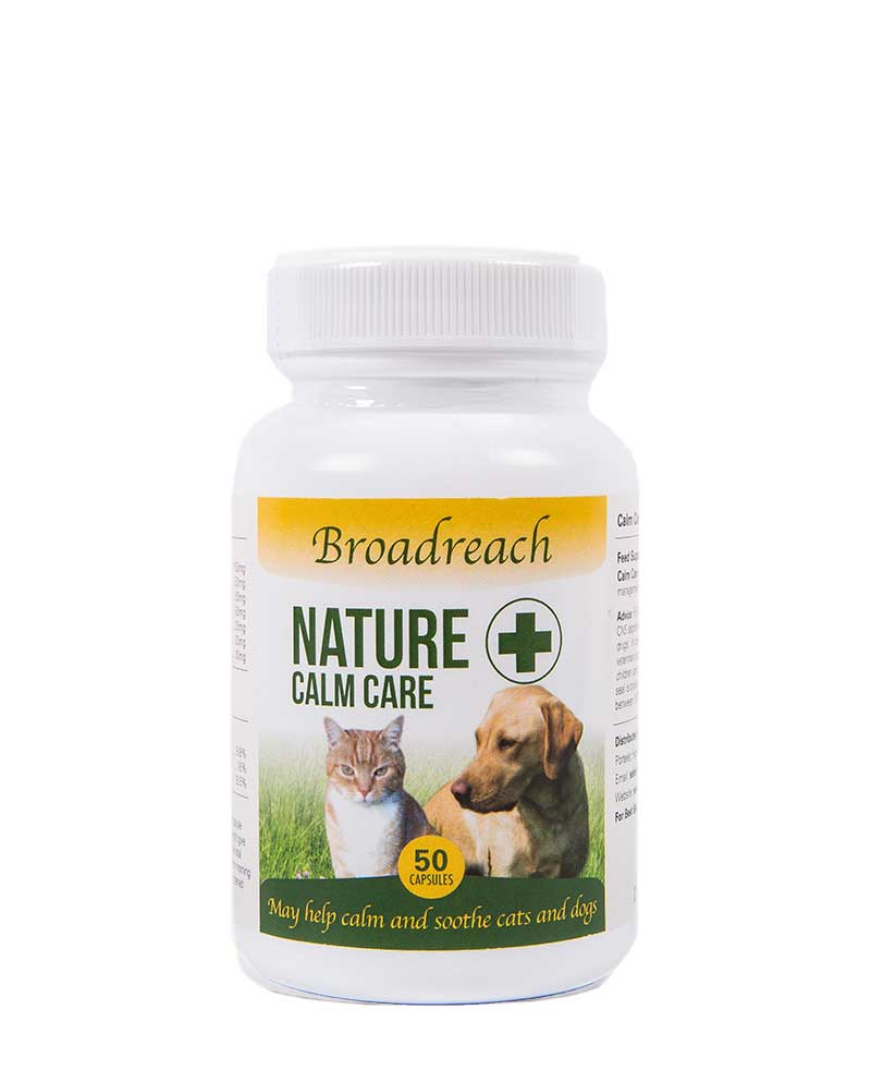 Broadreach Nature Calm Care for Dogs and Cats