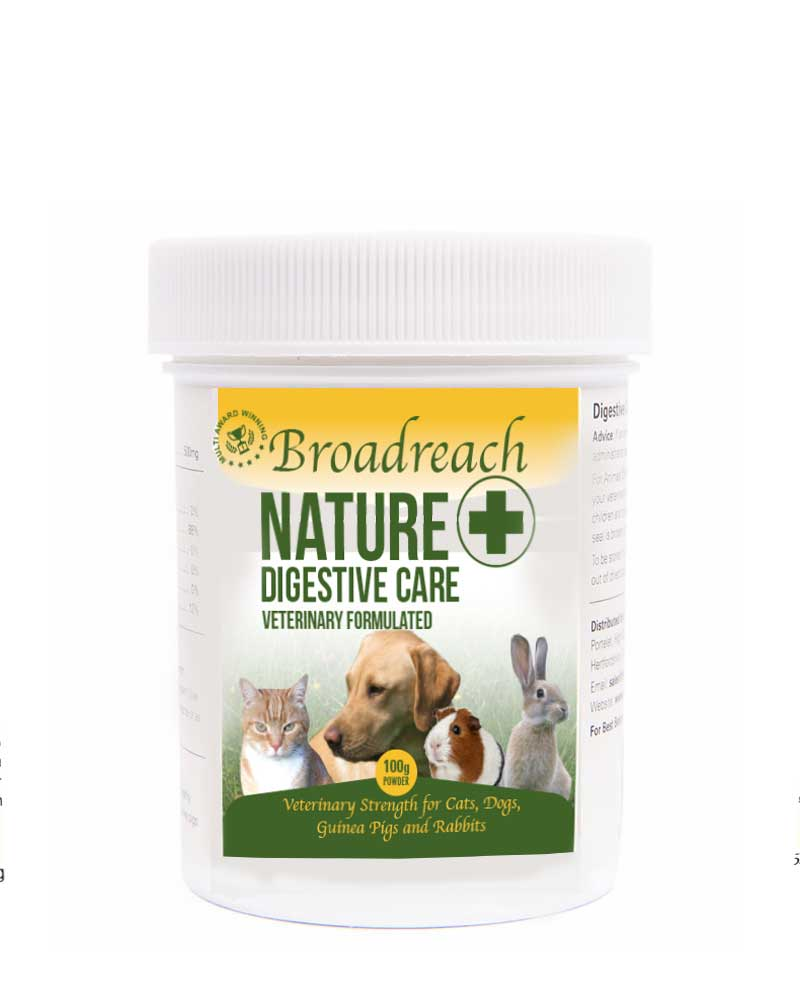 Digestive care supplements