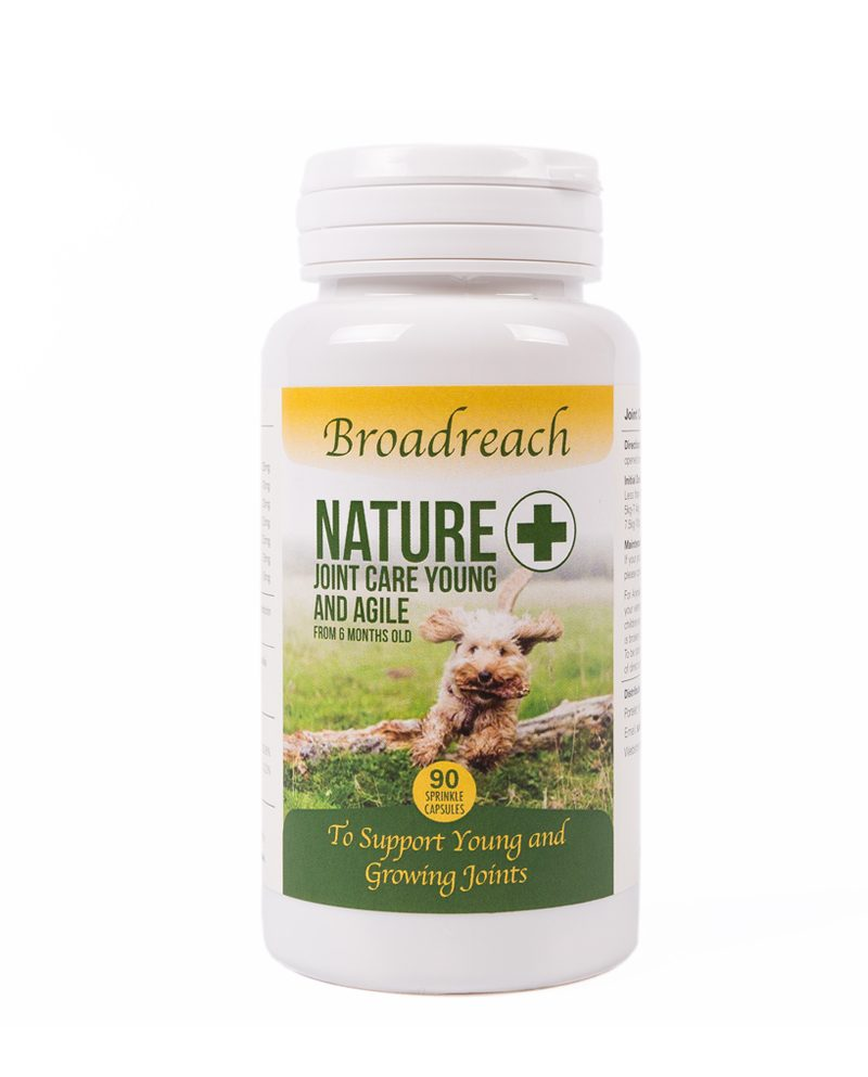 Joint Supplement For Puppies & Young Dogs