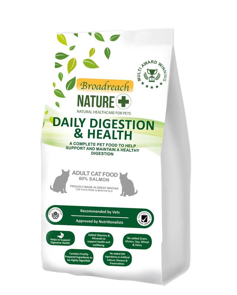 digestive cat food