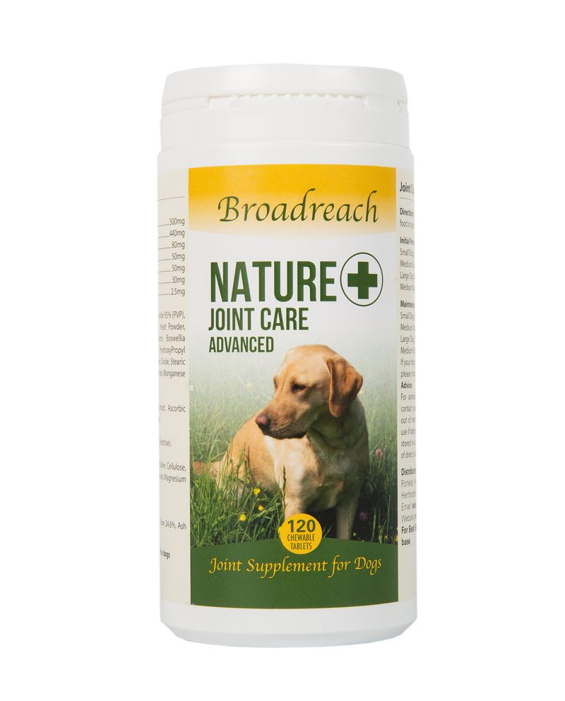 joint care advanced for large dogs