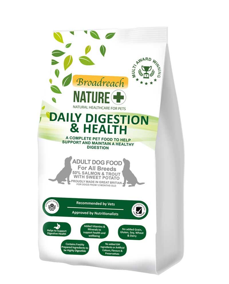 Digestive dog food