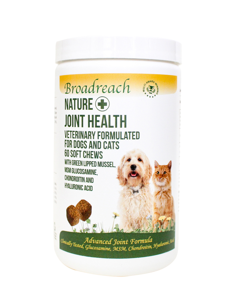 Joint care for dogs new range
