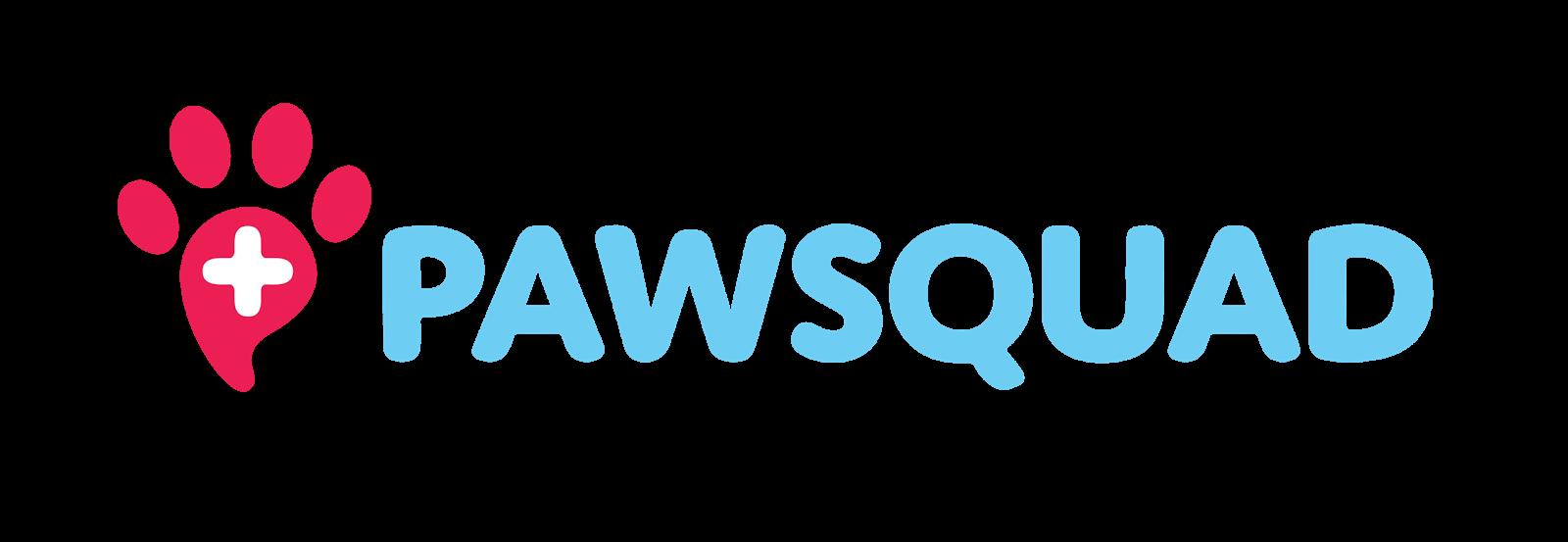 pawsquad logo