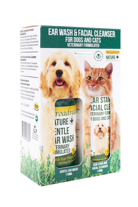 Grooming for dogs and cats duo pack