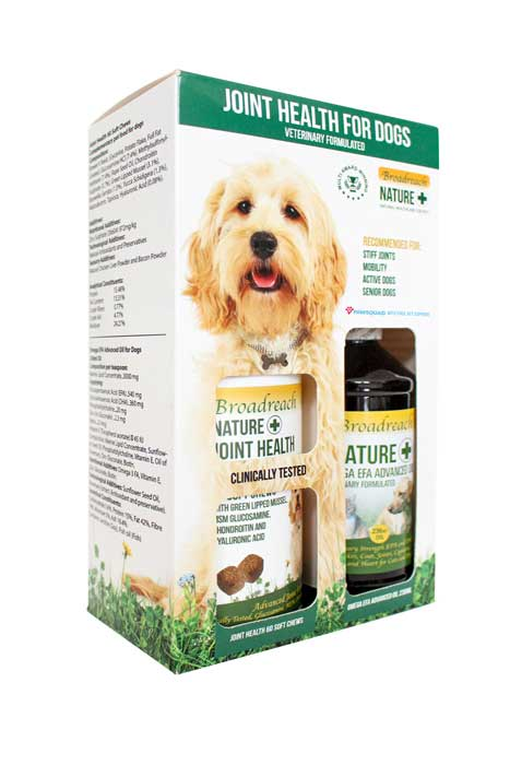 Joint Care for dogs duo