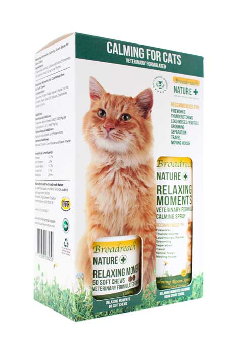 Calming for Cats Duo Pack Product