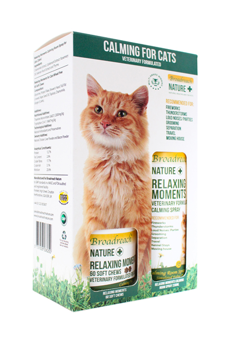 Calm Care duo pack for cats