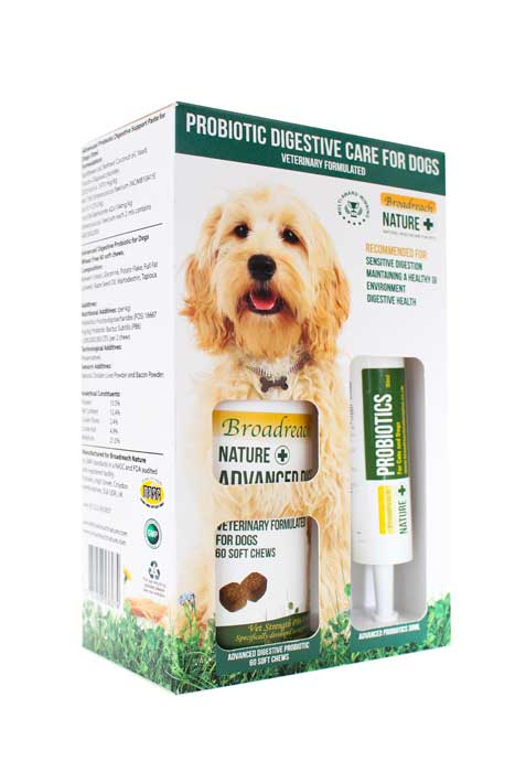 Probiotics for Dogs Duo Pack
