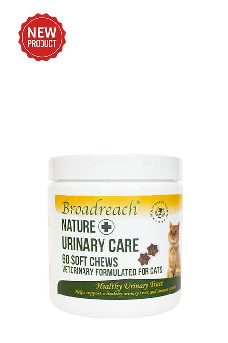 Urinary care for cats chews