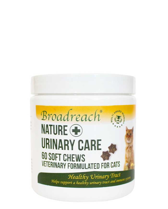 Urinary Care for Cats by Broadreach Nature