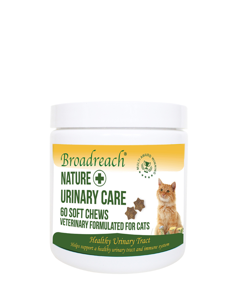 Urinary care for cats soft chews