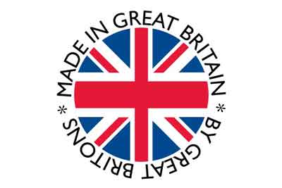 Made in Great Britian